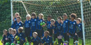 Eagles Under 7s get new kit