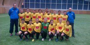 U13 Reds v Spurs