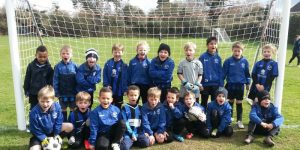 u7s Gold and Silvers raise £50.00 for Sport Relief