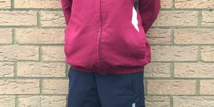 Sebastian Boothe from our u9s has signed for Northampton Town academy