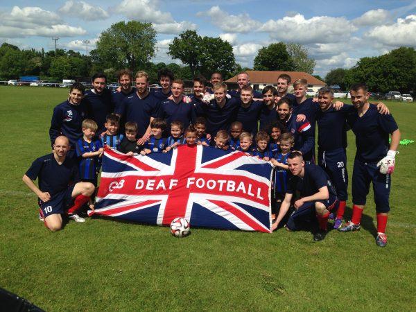 GB deaf football