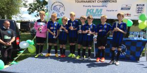 Eagles U11 Blues in tournament win