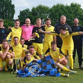 Eagles seniors triumph in Anagram Records Trophy Final on 13 May 2017 beating British Airways  2-1