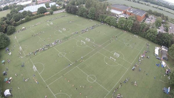 Letchworth Garden City Eagles Summer Football Festival