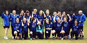Lgce Ladies march on into cup final